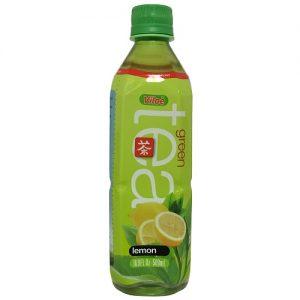 ***Viloe Lemon Green Tea Drink 16.9oz