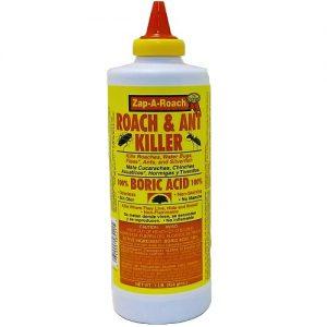 Zap-A-Roach 100% Boric Acid 16oz