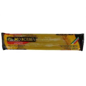 La Moderna Pasta Spaghetti 7.05oz + 2oz