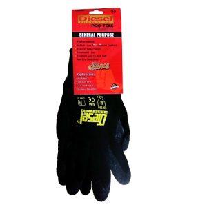 Diesel Work Gloves Md