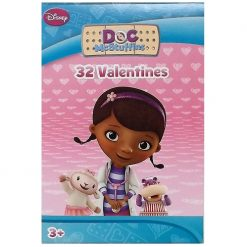 Valentine Cards 32ct Doc Mc Stuffins