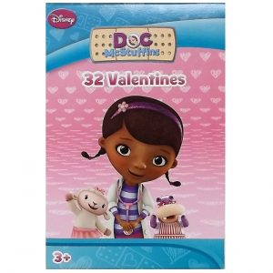 Valentine Cards 32ct Doc Mc Stuffins