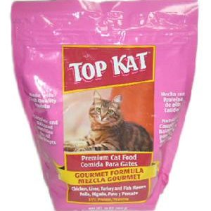 T.Kat Cat Food Gourmet Form 16oz