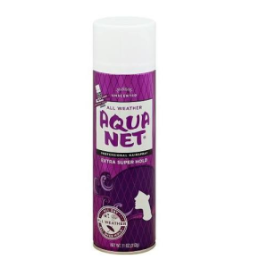 Aqua Net 11oz Xtra Spr Hold Unscented