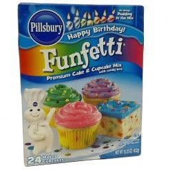 Pillsbury Cake Mix Funfetti 15.25oz