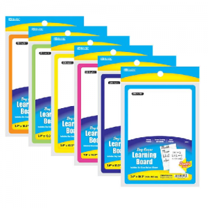 Dry Erase Learning Board DBL Sided