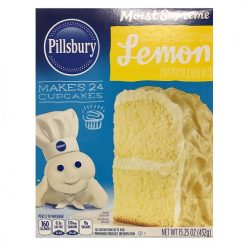 Pillsbury Cake Mix Lemon 15.25oz