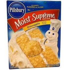 Pillsbury Cake Mix Pineapple 15.25oz