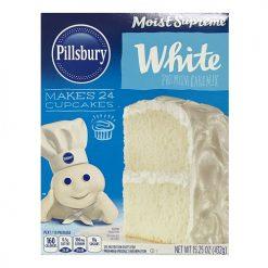 Pillsbury Cake Mix Classic White 15.25oz