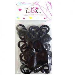 Mini Scrunchies 40ct Black