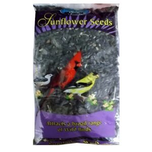 C.B Black Oil Sunflower Seeds 1 Lb