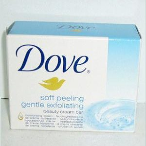 Dove Bath Soap 100gr Exfoliating