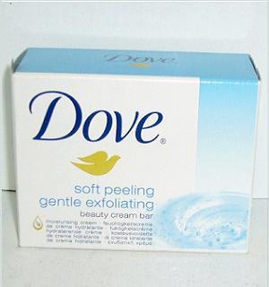 Dove Bath Soap 100gr Exfoliating