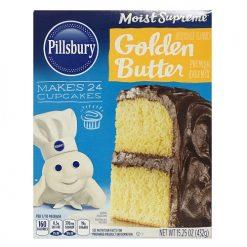 Pillsbury Cake Mix Golden Butter 15.25oz