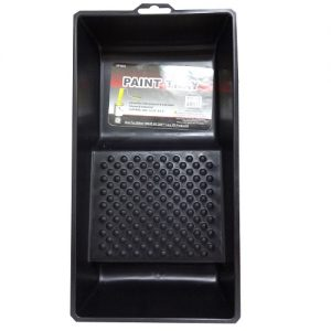 Paint Tray Black 12.25in X 6.5in