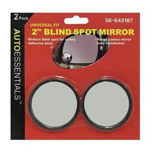 Blind Spot Mirrors 2in 2pc