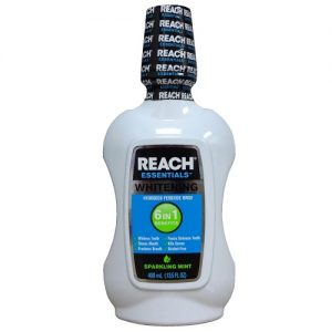 Reach Mouthwash 13.5oz Whitening Mint