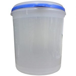 Storage Container W-Lid 11 Ltrs Plstc