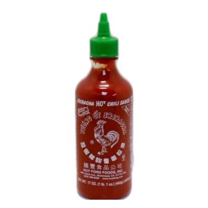 Sriracha Hot Chili Sauce 17oz