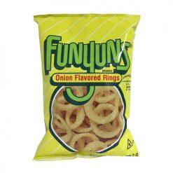 Lays Funyuns 2 1-8oz Onion Flvrd Rings