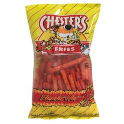 Lays Chesters Fries Flamin Hot 3oz