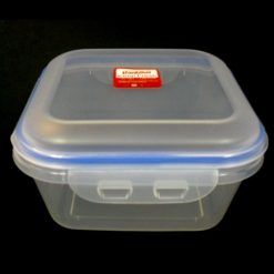 Food Container Square W-Lock Lid