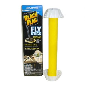 Black Flag Fly Stick 1pc