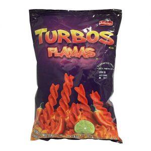 Lays Sabritas Turbos Flamas 3 3-4oz