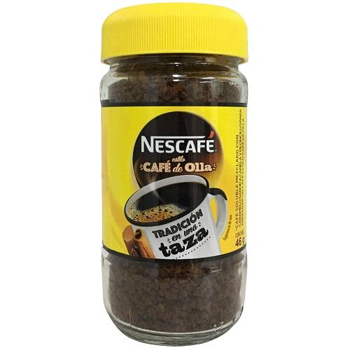 Nescafe Cafe De Olla 46g Jar