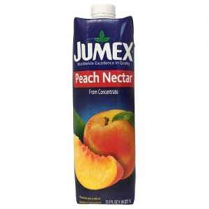 Jumex Tetra Pack Peach 33.81oz