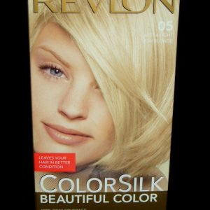 Revlon Color Silk #05 Ultra Lght Ash B