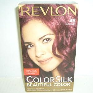Revlon Color Silk #48 Burgundy