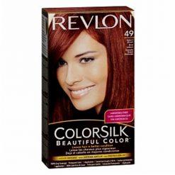Revlon Color Silk #49 Auburn Brown