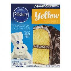 Pillsbury Cake Mix Classic Yellow 15.25o