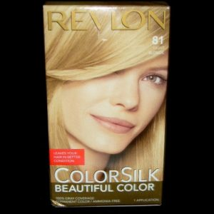 Revlon Color Silk #81 Light Blonde