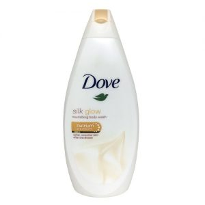 Dove Shower Gel 500ml Silk Glow