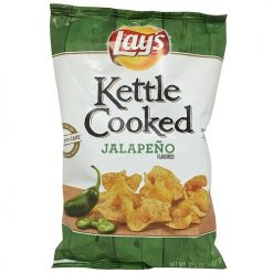 Lays Kettle Cooked Jalapeno 2¼oz