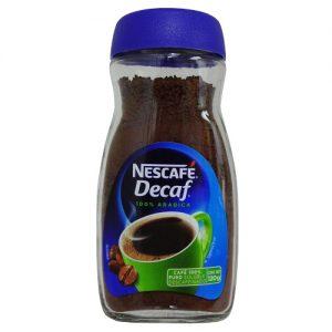 Nescafe Decaf Coffee 120g 100% Arabica