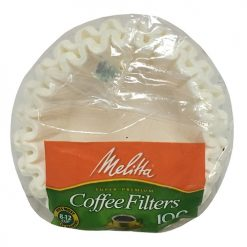 Mellita Basket Coffee Filters 100ct