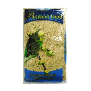 Country Blends Parakeet Food 1 Lb