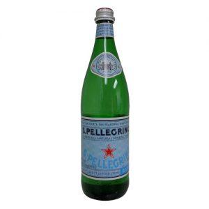 S.Pellegrino Nat Sprklng Min Water 25.3o