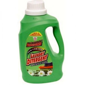 Awesome Liq Detergent 64oz Rain