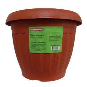 Plastic Planter Pot 23 X 17cm