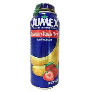Jumex Lata Botella Strw-Banana 16oz