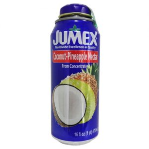 Jumex Lata Botella Coco-Pineapple 16oz