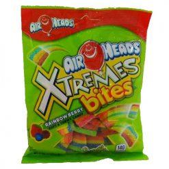 Airheads Xtremes Bites 3.8oz Peg Bag