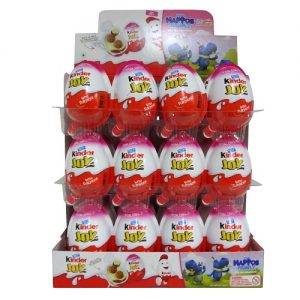Kinder Joy For Girls Snack W-Toy