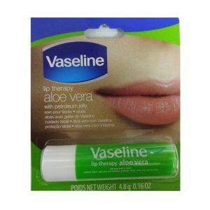 Vaseline Lip Therapy 0.16oz Aloe Fresh