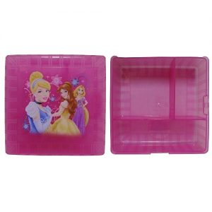 Princess Licensed Lunch Box Plstc