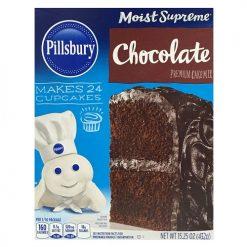 Pillsbury Cake Mix Chocolate 15.25oz
